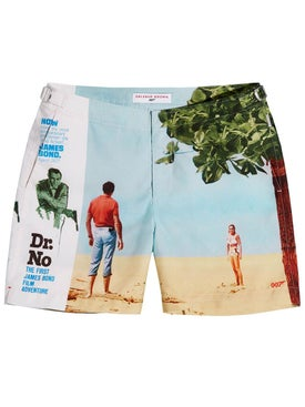 Orlebar Brown - Orlebar Brown X 007 Bulldog Dr.no Swim Shorts - Men