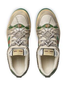 Gucci - Crystal Screener Sneaker - Men