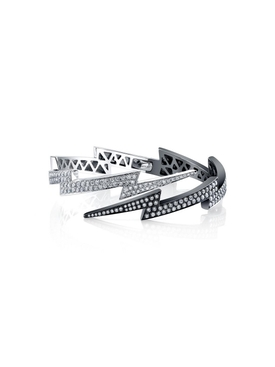 Anita Ko - Diamond Lightning Bolt Cuff - Women