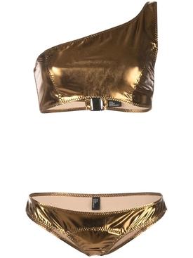Arden metallic bikini set