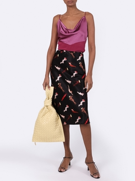 Kevah Skirt, Beach Babes Black
