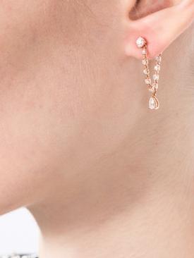 Olivia Earring Rose Gold