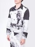 Calvin Klein Jeans Est.1978 - Moon Landing Trucker Jacket - Men