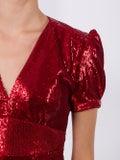 Hvn - Paula Sequin Dress - Women