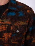 Just Don - Multicolored Wool-blend Jacket - Men