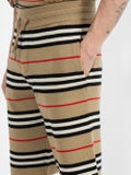 Burberry - Motif Wool Drawcord Shorts - Men
