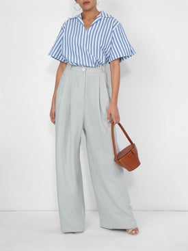 Acne Studios - Sasha Striped Shirt - Women