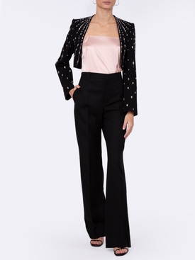 Embellished bolero jacket