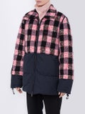 Marni - Checked Quilted Jacket - Down Jackets