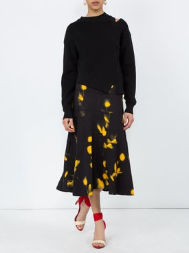 Proenza Schouler - Imprint Cady Skirt - Women