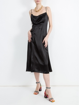 Drapped Cocktail dress