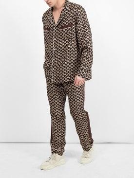 Valentino - Printed Pants - Men