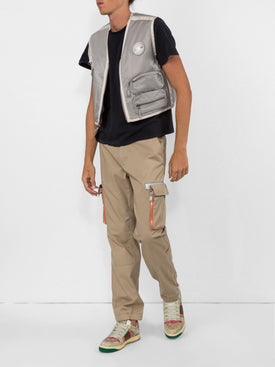 032c - Cosmic Workshop Vest - Jackets & Coats