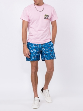 The Webster x LIVINCOOL pink flamingo t-shirt