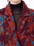 Salvatore Ferragamo - Jacquard Floral Coat - Women