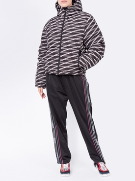 Stripe Tracksuit Logo Pants