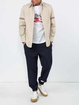 Thom Browne - Tech Knit Sweatpants - Men