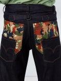 Junya Watanabe Comme Des Garcons Man - Junya Watanabe Comme Des Garçons Man X Levi's Oversized Camo Pocket Jeans - Jeans