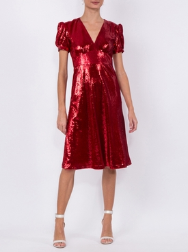 Paula sequin dress