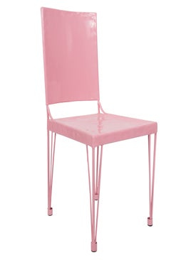 Cejoli - Car Crash Chair, Rose Pink - Home