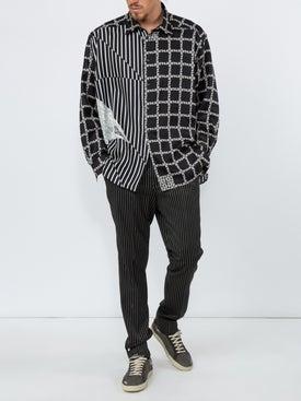 Givenchy - Multi Print Silk Shirt - Men