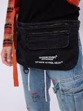 Off-white - Off-white X Undercover Denim Hip Sack - Belt Bags