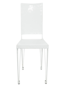 Car Crash Chair, White WHITE