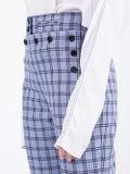 Marni - Checked High-waist Flared Trousers - Women