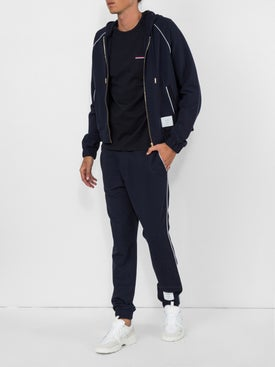 Thom Browne - Zip Up Hoodie - Men