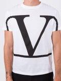 Valentino - Vlogo T-shirt White - Men