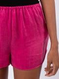 Off-white - Pink Shorts - Women