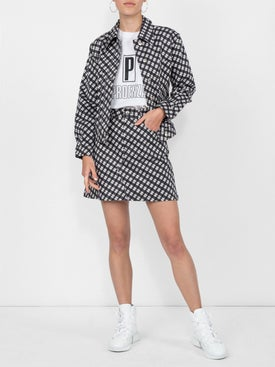 Alexachung - Checked Fitted Jacket - Women