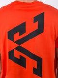 Givenchy - Rare Logo Spirit T-shirt Poppy - Men