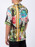 Martine Rose - Mixed Print Short Sleeve Shirt Multicolor - Men