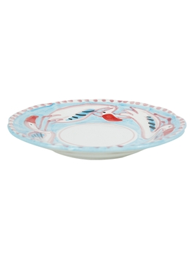 The Webster x Ceramica Artistica Solimene salad plate MULTICOLOR