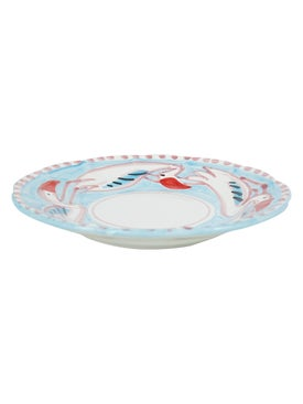 Ceramica Artistica Solimene - The Webster X Ceramica Artistica Solimene Salad Plate Multicolor - Home
