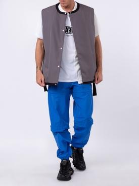 Woven Lithium vest GREY
