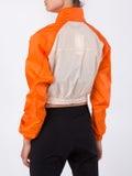 Heron Preston - Cropped Windbreaker Jacket - Women