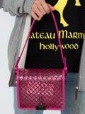 Off-white - Netted Crossbody Bag - Women