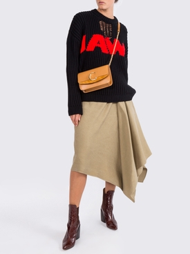 Jaws chunky knit jumper