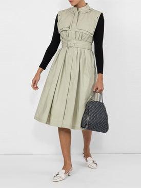 Proenza Schouler - Belted Trench Dress - Women
