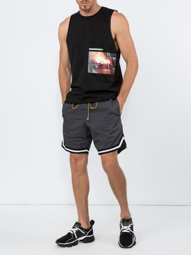 Mert & Marcus 1994 x Dsquared2 graphic tank top