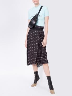 Paris pleated skirt