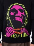 Nasaseasons - Skull Face Sweater - Men