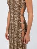 Marcia - Leopard Tchikiboum Dress Multicolor - Women