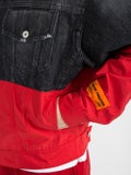 Heron Preston - Color Block Jean Jacket - Men
