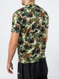 Junya Watanabe Comme Des Garcons Man - Camo Print T-shirt - T-shirts