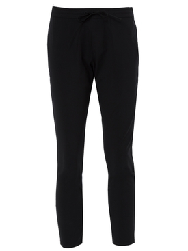 Black Tech Drawstring Pants