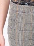 Chloé - Check Print Leggings - Women