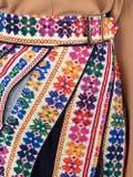 Sacai - Embroidered Floral Skirt - Women